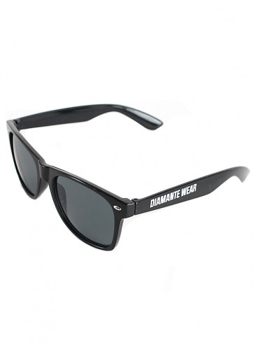 Diamante Wear Glasses Diamante 2 Black