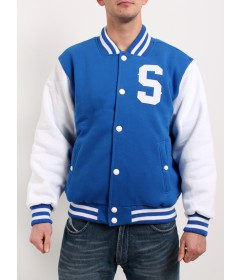 Smokestory BIG S Baseball Blue