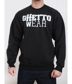 Ghetto Wear Klasyk Black