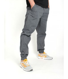 SSG Jogger Small Logo Slim Black