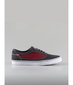 Lando Shoes Hype Grey/Red