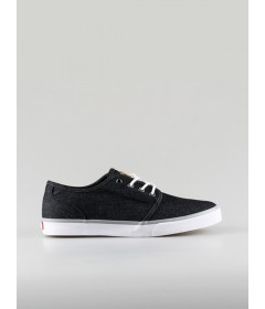 Lando Shoes Nice Black Denim