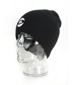 New Bad Line Beanie Basket Black