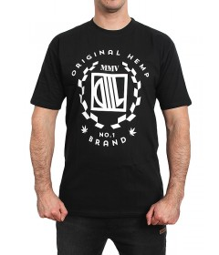 Diil Gang T-shirt Harvard New Black