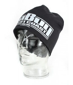 Pitbull West Coast Beanie Classic Boxing 17 Black