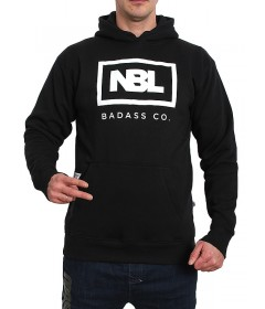 New Bad Line Hoodie Icon Black