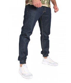 Mass Dnm Jogger Base Denim Sneaker Fit Rinse