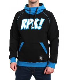 RPK CS Bluza z Kapturem RPK! Black/Blue