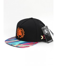 Diil Gang Snapback Classic Print DCZ309