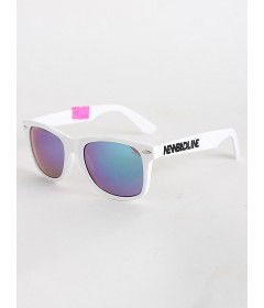 New Bad Line Okulary Classic White 33