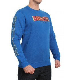 Diil Gang Bluza Crewneck Genuine Blue