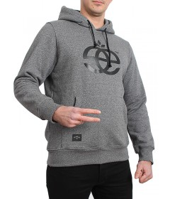 Elade Hoody Bluza Z Kapturem Icon Grey/Black
