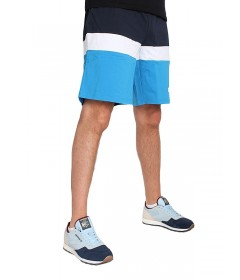 Mass Denim Respect Sweatshorts Light Heather Blue / Navy