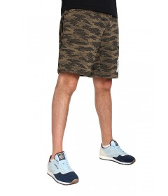 Mass Denim Assassin Sweatshorts Khaki