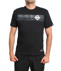 Pitbull West Coast T-shirt Rhombus Black