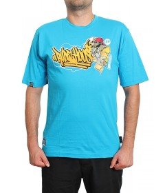 Rydel House T-shirt Spray Boy Blue