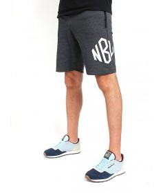 New Bad Line Shorts Side Dark Grey