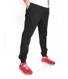 New Bad Line Pants Jeans Jogger Icon Black