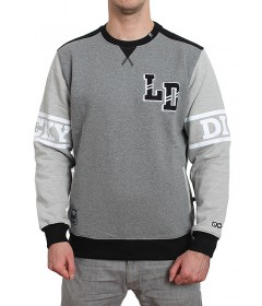 Lucky Dice Bluza Crewneck College Grey