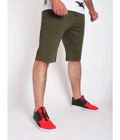 New Bad Line Shorts Chino Triangle Khaki