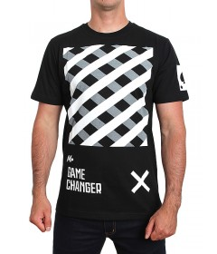 Diamante Wear T-shirt Mr. Game Changer Black