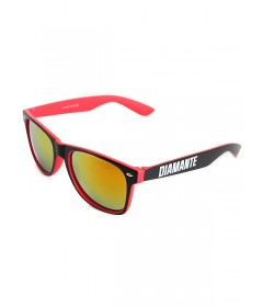 Diamante Wear Glasses Diamante 3 Black/Red