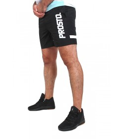 Prosto Shorts Outward Black