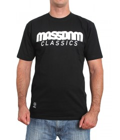 Mass Denim T-shirt Classics Black