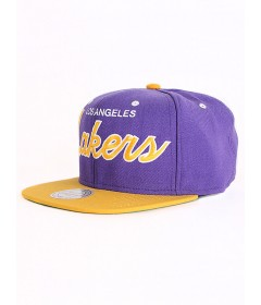 Mitchell & Ness LA Lakers Purple