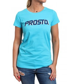 Prosto Girl T-shirt Ssicla Blue