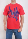 JWP Crew T-Shirt Dotted Red