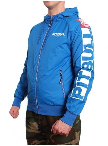 Pitbull Athletic VIII Jacket Blue