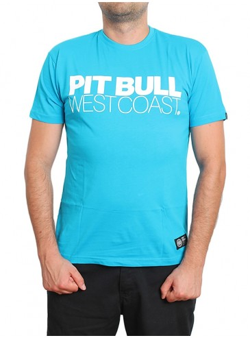 Pitbull West Coast T-shirt TNT Blue