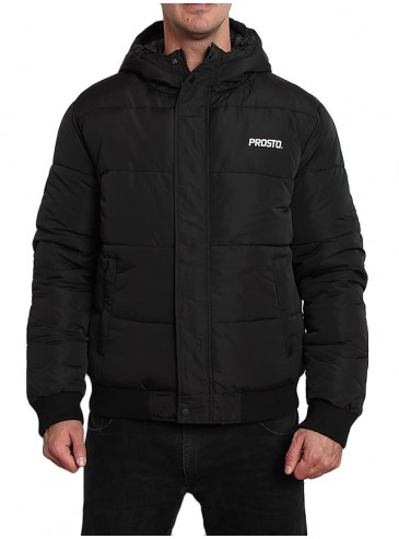 Prosto WInter Jacket Puff Bomber Black