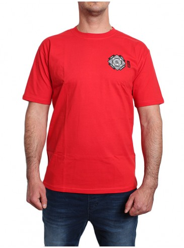 Diil Gang T-shirt Kamikaze DTS946 Red