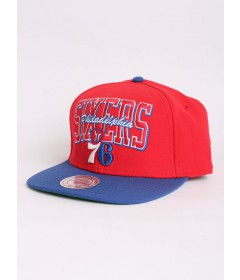 Mitchell & Ness Sixers