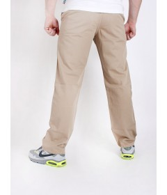 Smoke Story Normal Pants Beige
