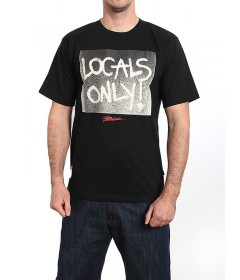 Patriotic Locals T-Shirt Black