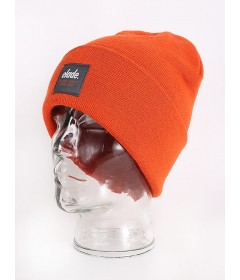 Elade Acrylic Watch Hat Orange