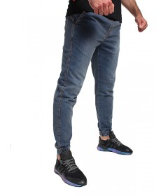Jigga Wear Jogger Crown Dark Blue