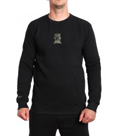 Bor Crewneck Simba CR Black