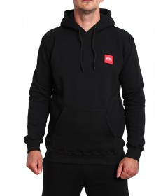 Bor Hoody Square Black