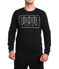 Bor Crewneck Bornew CR Black