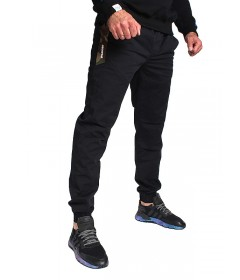 Jigga Wear Jogger Camo Name Black
