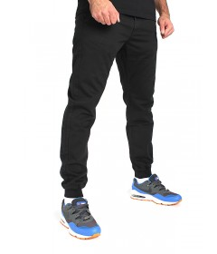 Mass Dnm Jogger Chino Classics Sneaker Fit Woodland Black