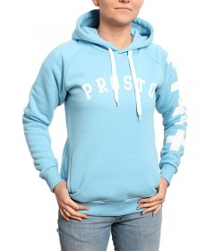 Prosto Girl Hoodie Icearc Blue
