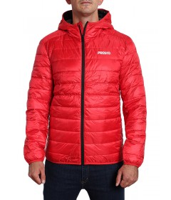 Prosto Jacket Ultra Light Red