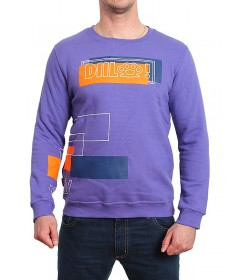 Diil Gang Bluza Klasyk Share Logo Purple