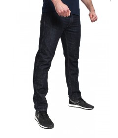 Elade Pants Regular Dark Blue Denim