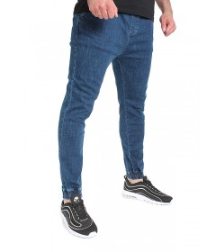 Mass Denim Joggers Jeans Sneaker Fit Campus Dark Blue